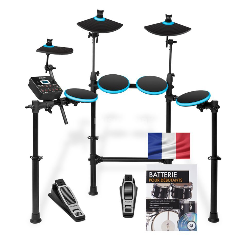 SET ALESIS DM Lite Batterie électronique, + partitions Produktbild