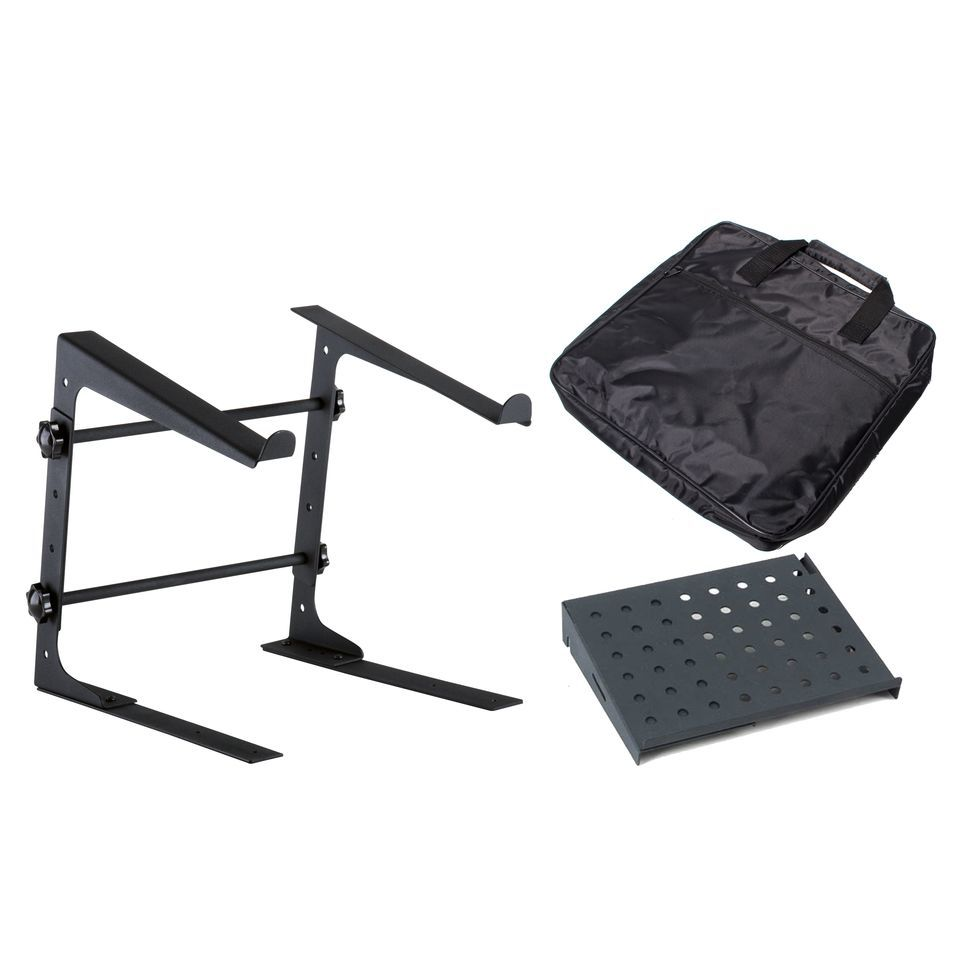 SET Fame Laptop Stand inkl.Laptop Tray,Laptop Tasche Produktbild