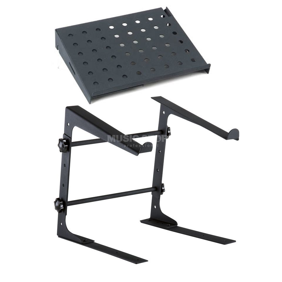 SET Fame Laptop Stand mit Laptop Tray Produktbillede