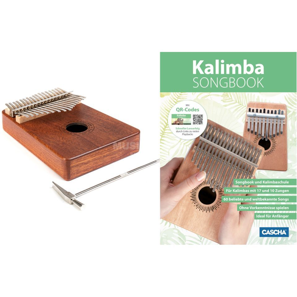 SET FAME Maple Standard White 22, inkl. Becken, Hocker & Sticks Produktbild