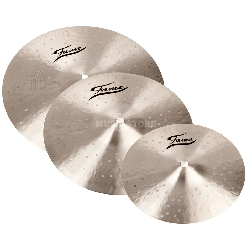 "SET FAME Masters B20 Splash Pack, 8"", 10"" & 12"" Splash Produktbillede"