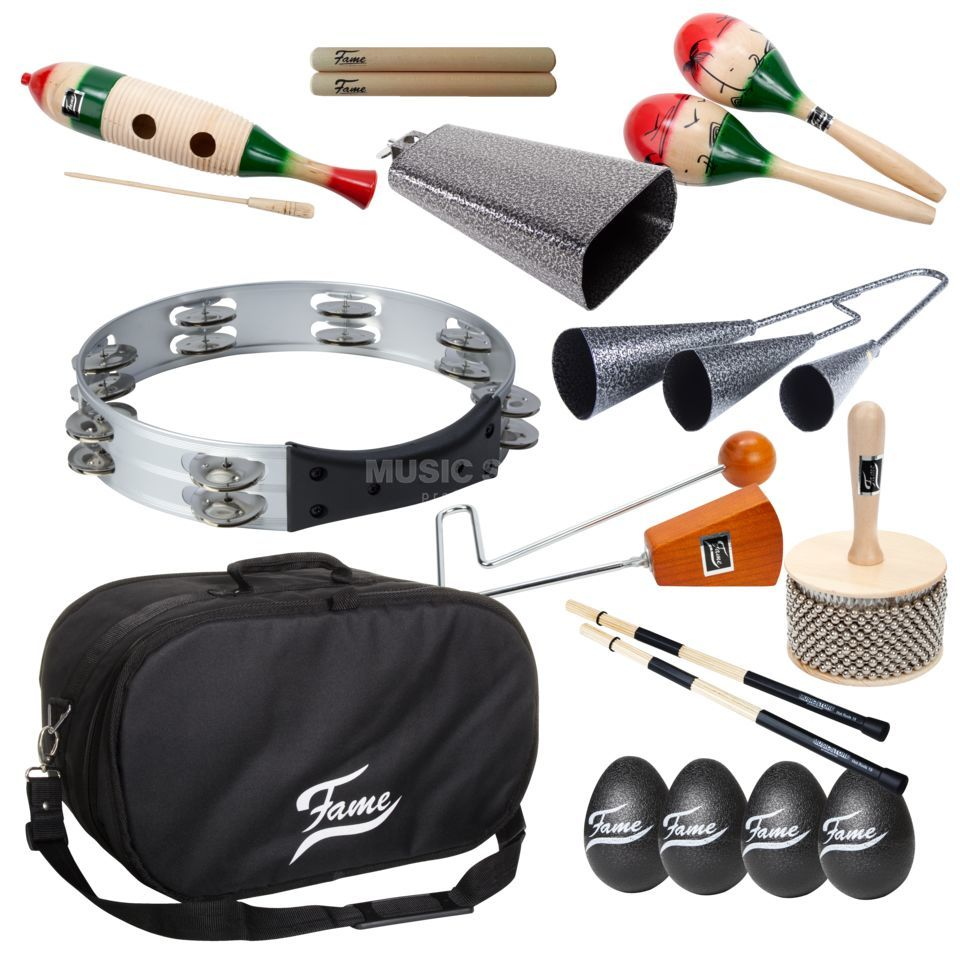 SET FAME Percussion Starter Set I  Produktbild
