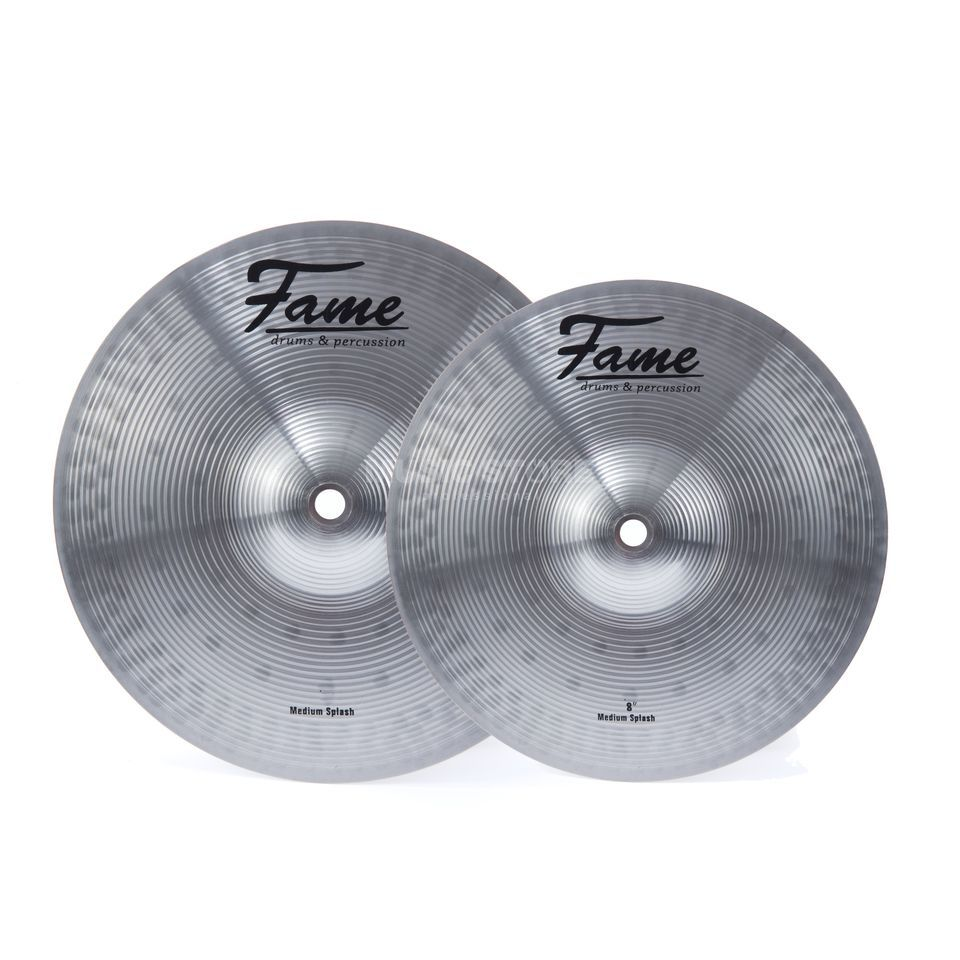 "SET FAME Reflex Splash Set I 8"" & 10"" Produktbild"