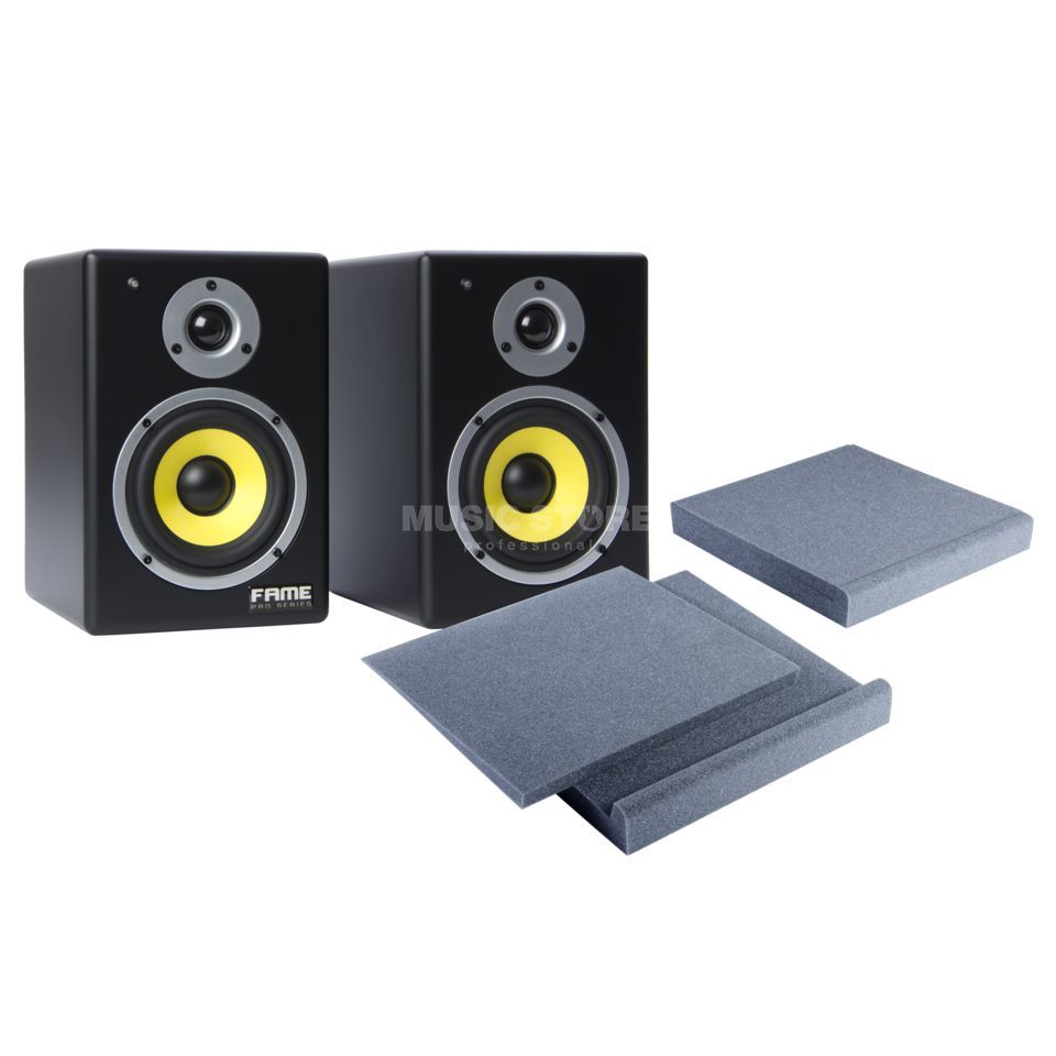 SET Fame RPM5 Pro Series inkl. Speakerpad Set Produktbild