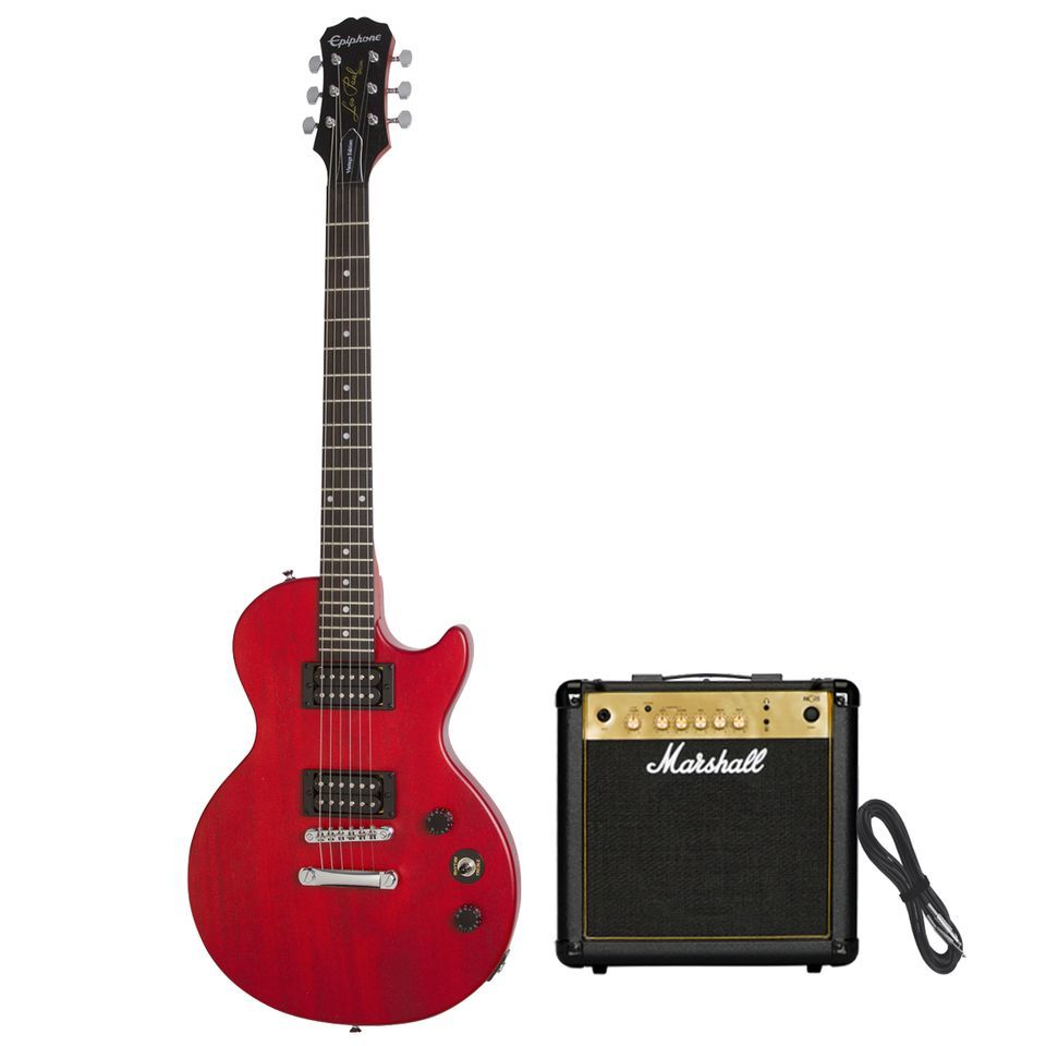 SET Fender CD-60 BLK + Bag + Tuner + Book + Stand Produktbillede