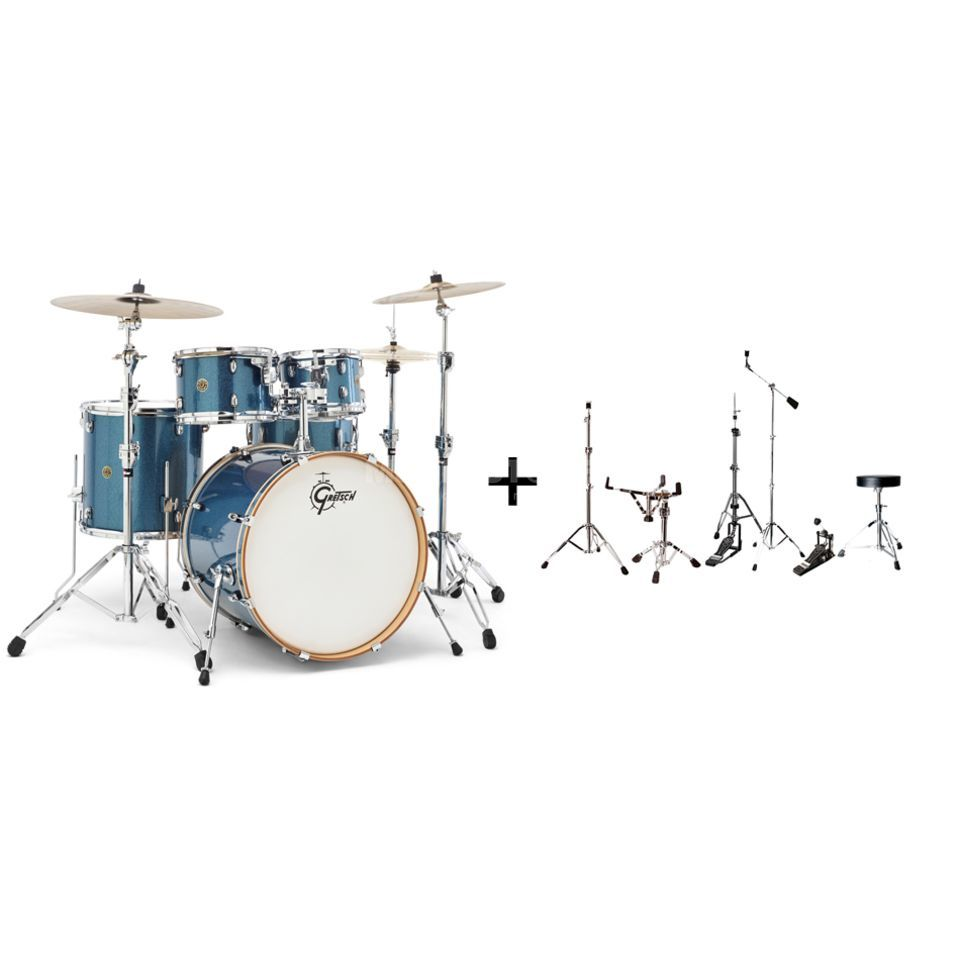 SET GRETSCH Catalina Maple, inkl. Hardware Pack & Throne Produktbillede