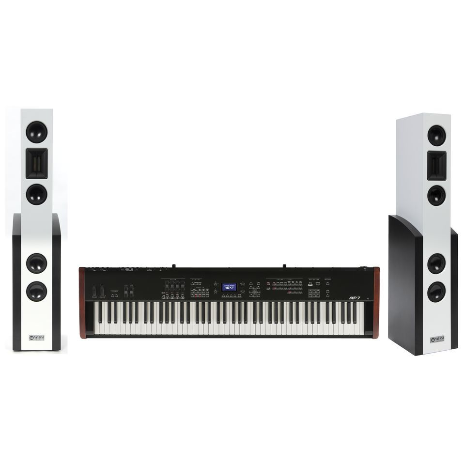 SET KAWAI MP-7 Speaker - Set Produktbild