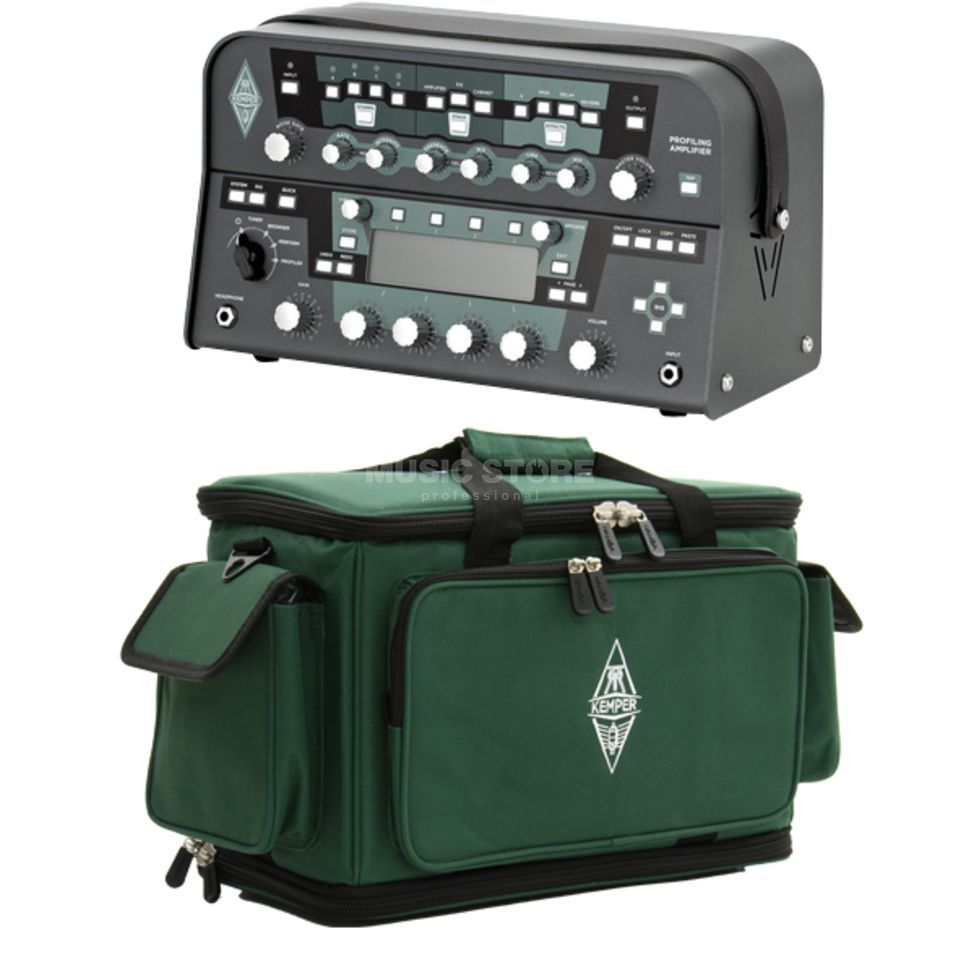 SET KEMPER Profiler BK Set mit Kemper Bag Produktbild
