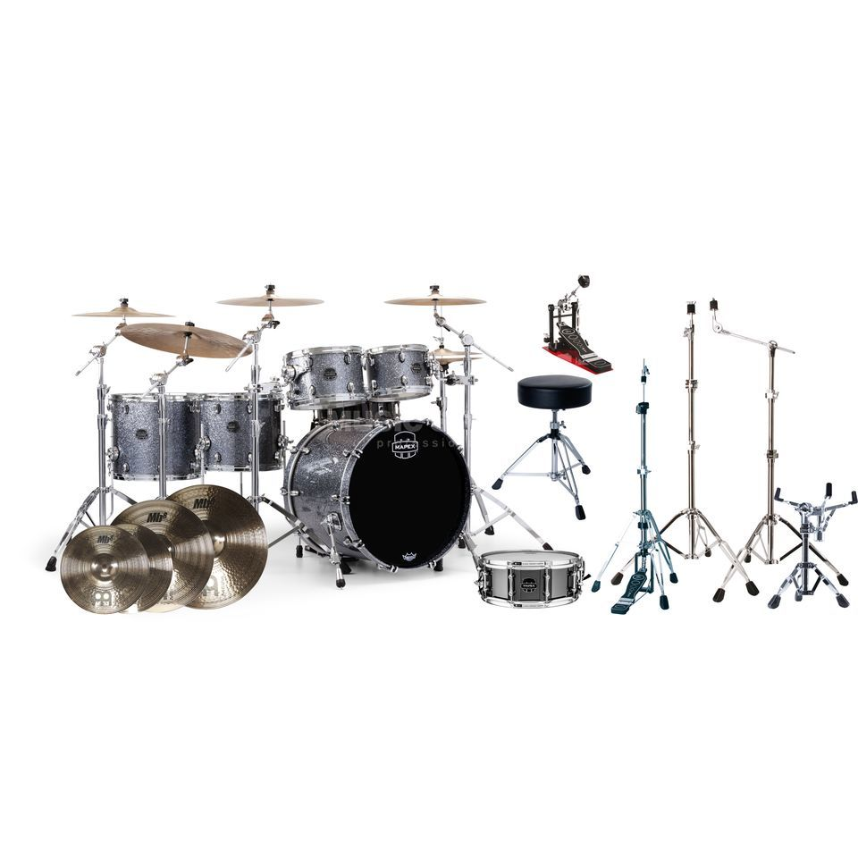 "SET Mapex Saturn Special Edition ""Ready 4 Stage"" Package Produktbild"