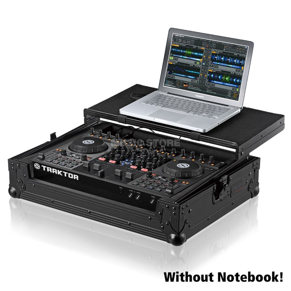 SET Native TRAKTOR Kontrol S4 MKII incl. Flightcase S4 PLUS NSE Produktbild