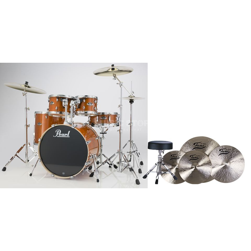 SET PEARL Export Bundle EXX705C249 inkl. B20 Becken & Hocker Produktbillede