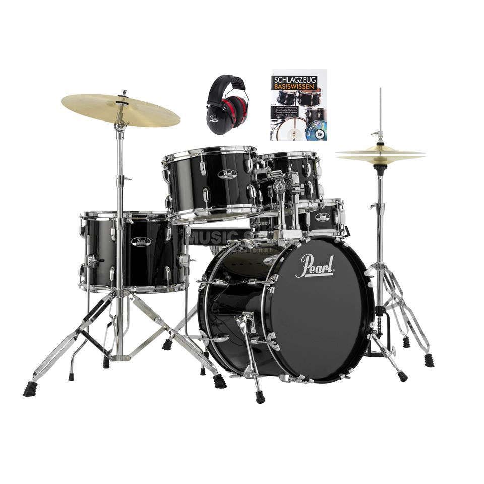 SET PEARL Roadshow Junior RS585C, #31, inkl. Gehörschutz & Noten Produktbillede