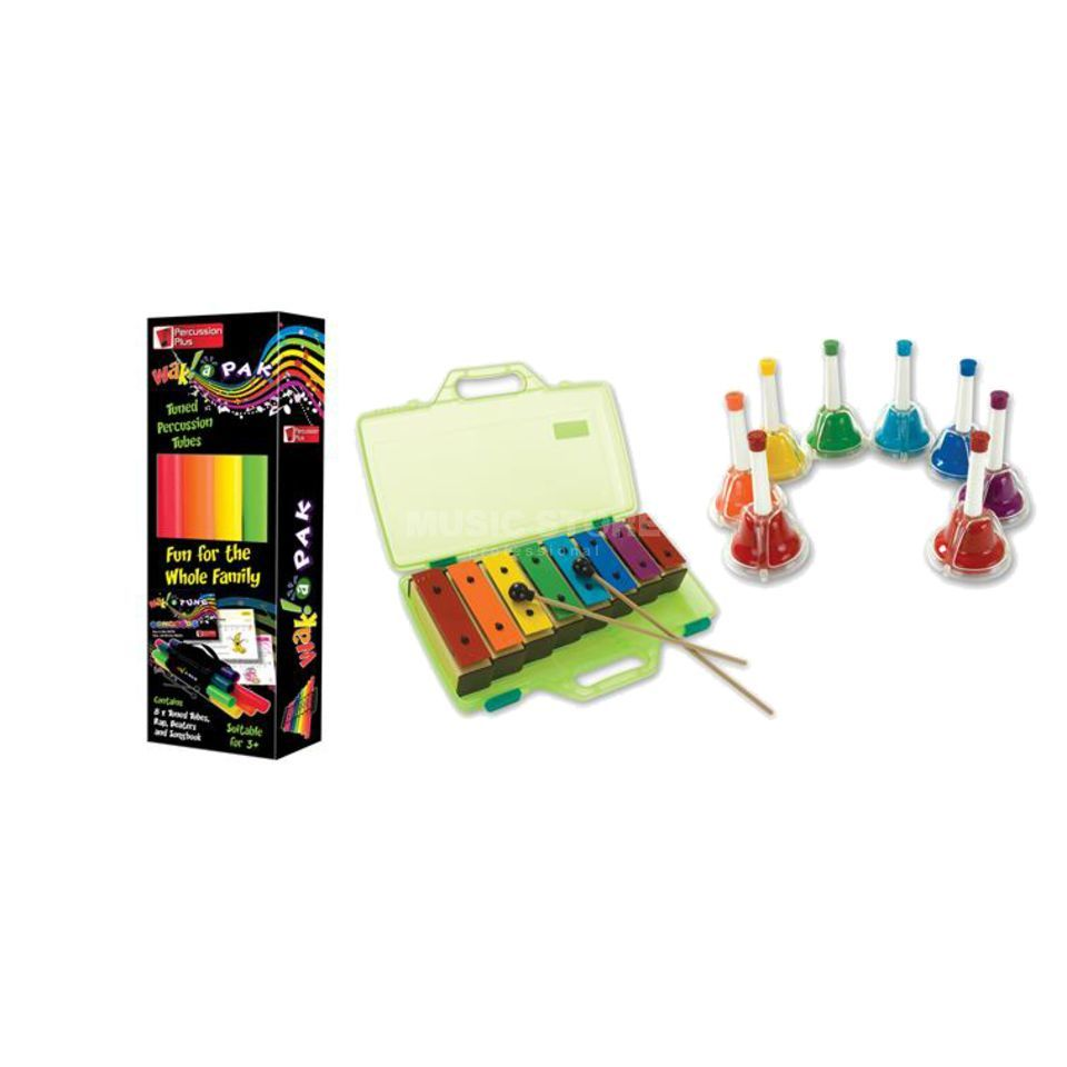 SET PERCUSSION PLUS Bundle, Colour and Play Produktbild