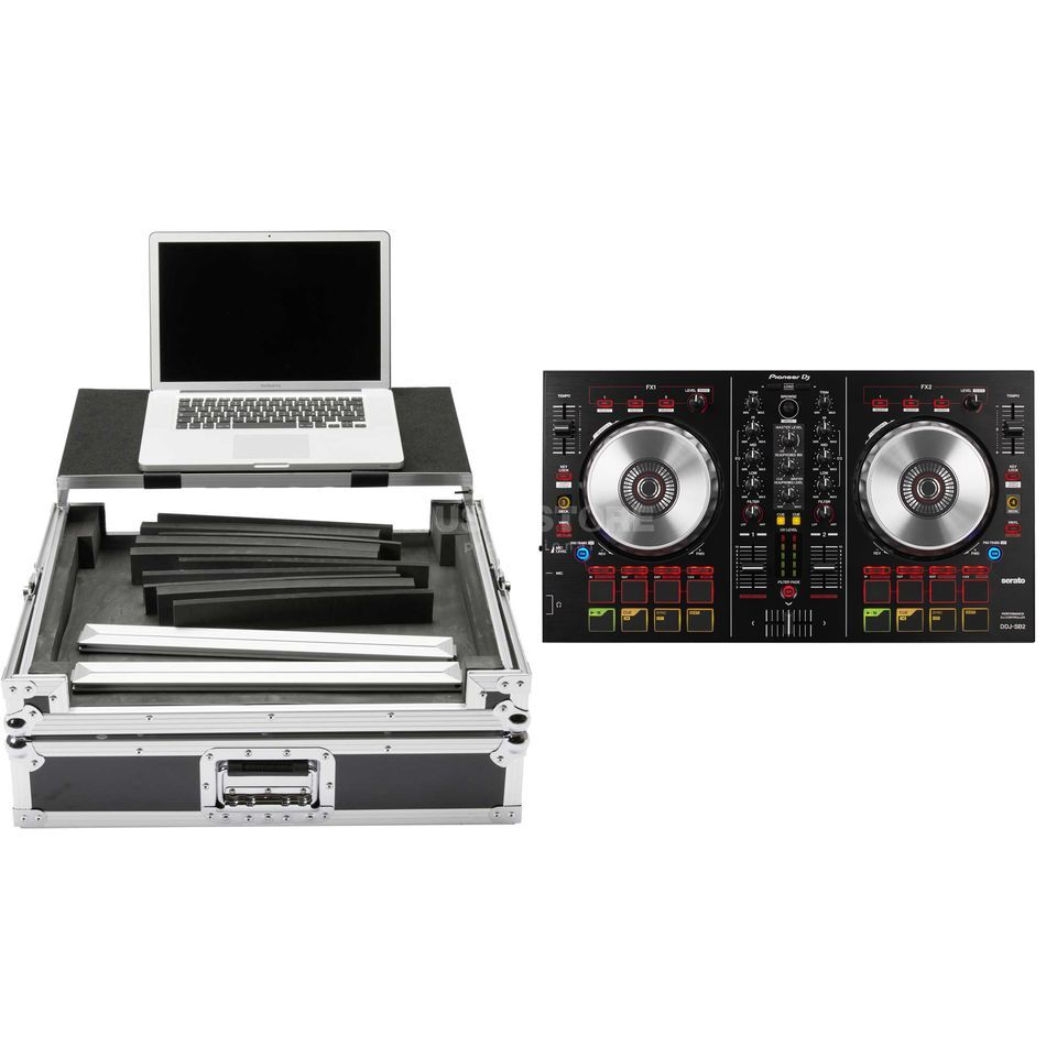 SET Pioneer DDJ-SB2 incl. Magma Workstation Produktbild
