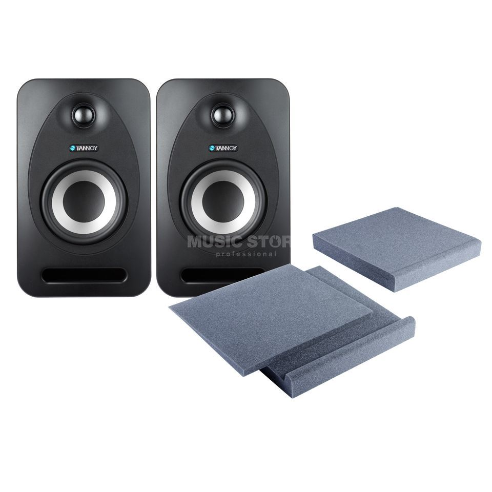 SET Tannoy Reveal 402 inkl. Speakerpad Set Produktbild