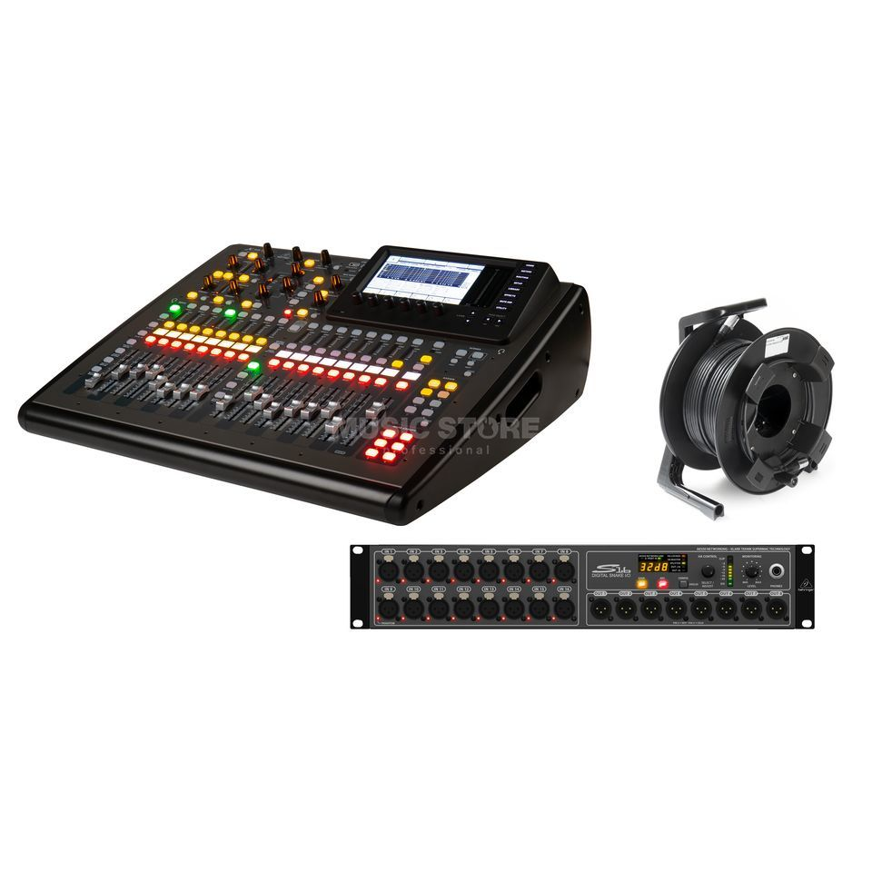 SET X32 Compact TP Monitoring Bundle Produktbild