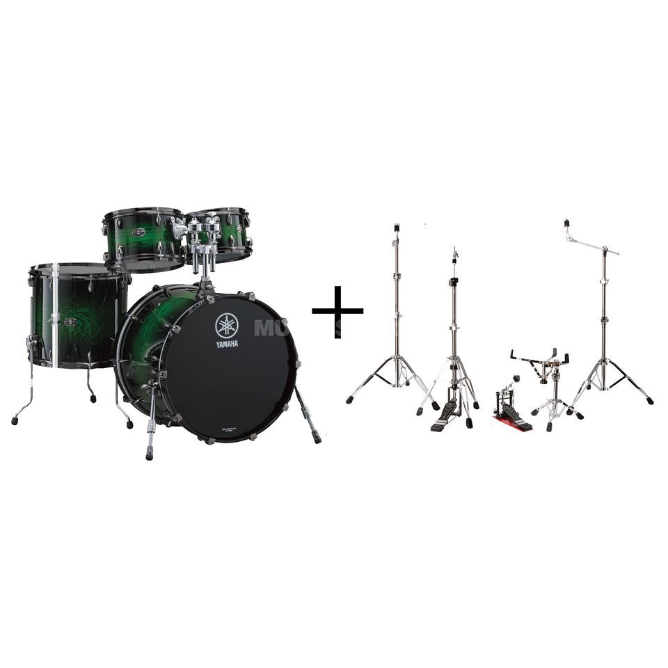 SET YAMAHA Live Custom Set Fusion Bundle #EWS Produktbild
