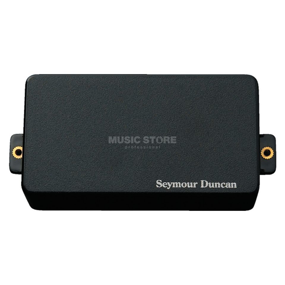 Seymour Duncan AHB-1B Blackouts Bridge Black Product Image