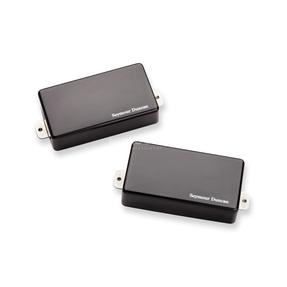 Seymour Duncan AHB-1S Blackouts Set Black Chrome Produktbild
