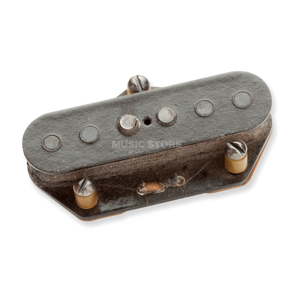 Seymour Duncan ANT-1955TB Antiquity 1955 Tele Bridge Raised D&G Polepieces Produktbild