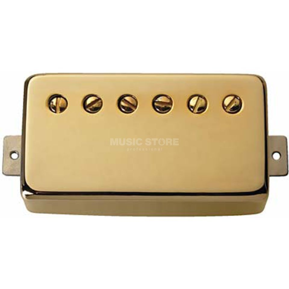 Seymour Duncan APH-1N Alnico II Pro Neck Gold Cover Produktbild