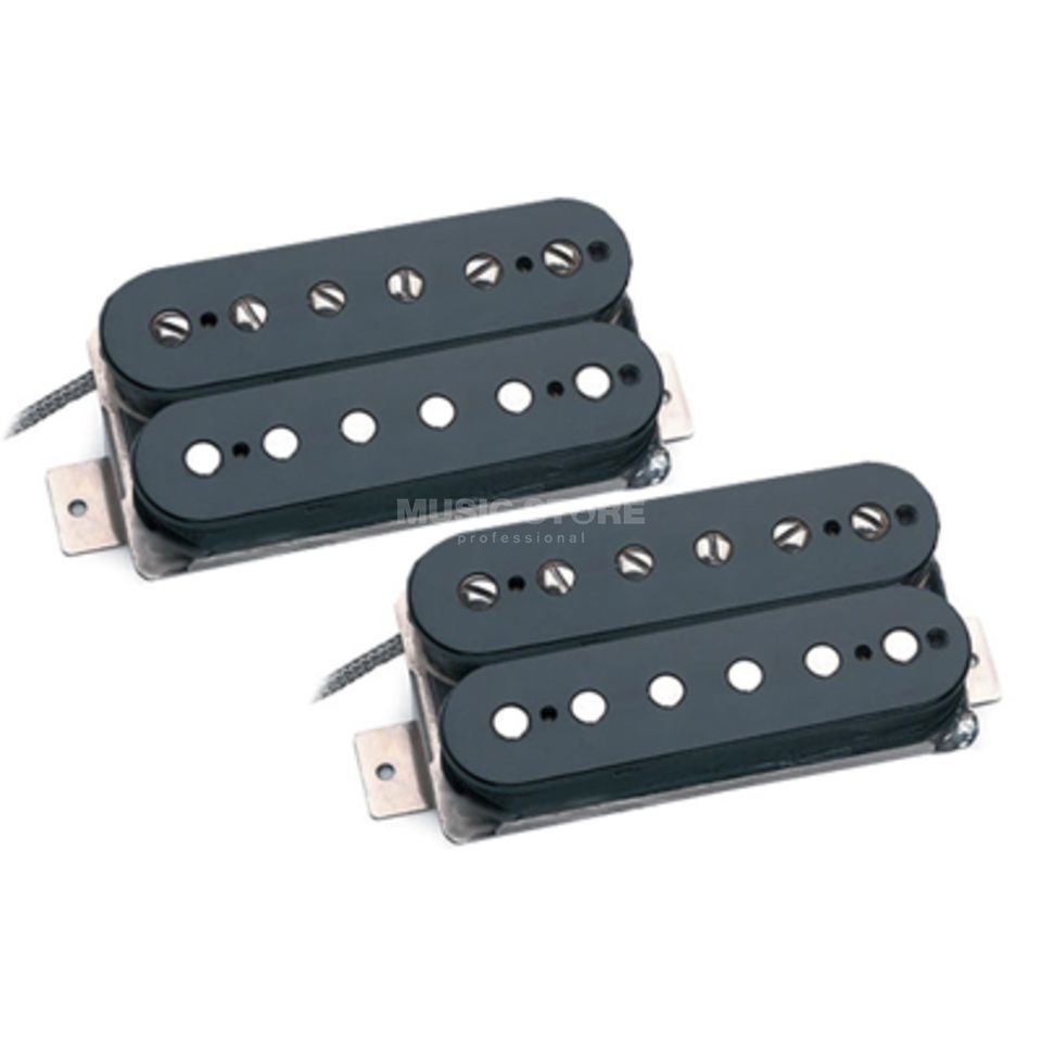 Seymour Duncan APH-2S BLK Slash Signature Set Alnico II Pro Black Set Produktbild