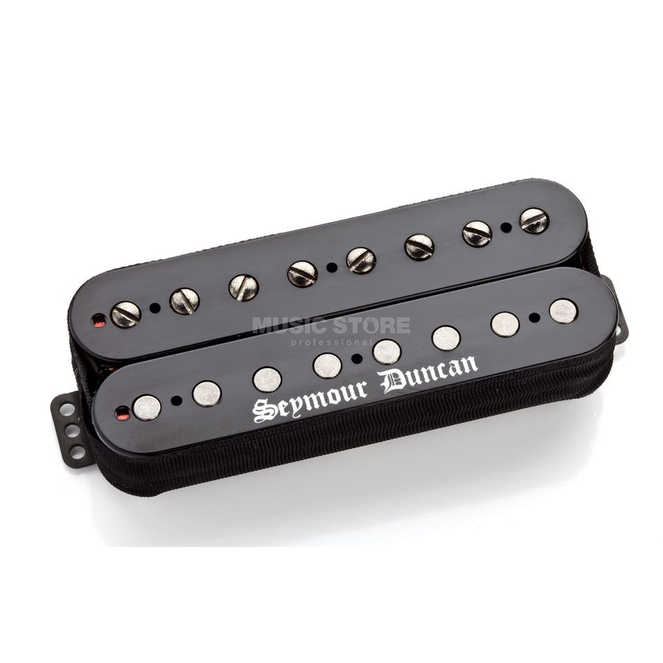 Seymour Duncan Black Winter 8-String Neck Black Produktbild