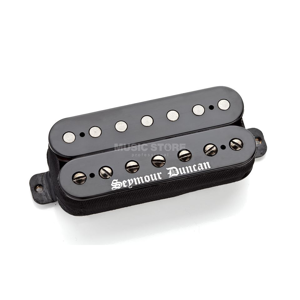 Seymour Duncan Black Winter Bridge 7 Black Produktbild