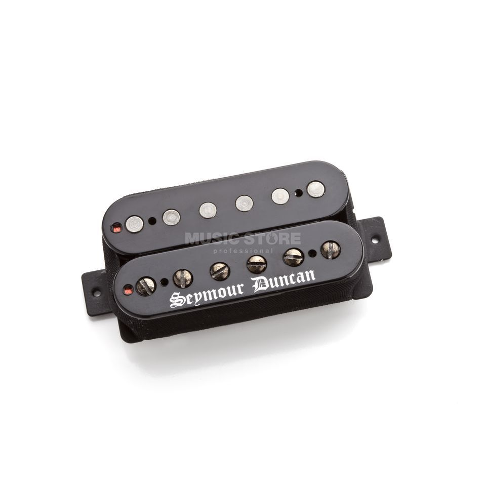 Seymour Duncan Black Winter Bridge Trem Black STB-BW B BLK Produktbild