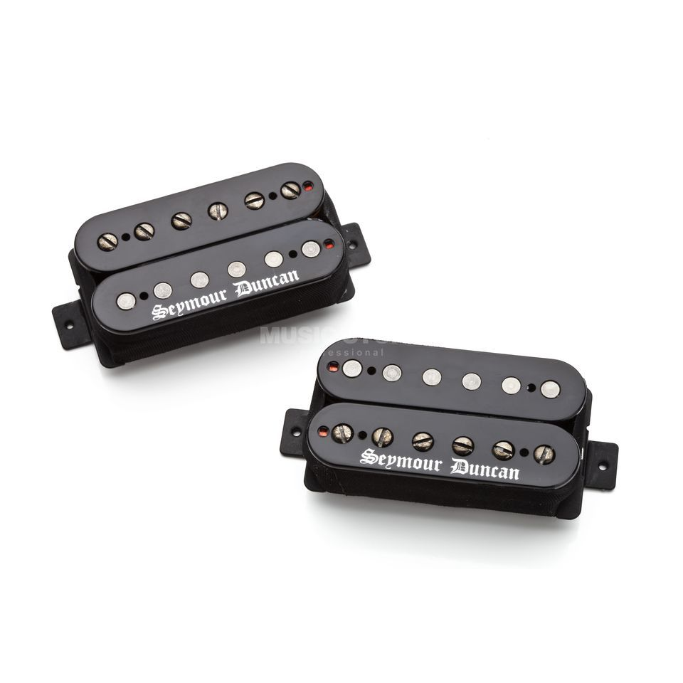 Seymour Duncan Black Winter Set Black SSH-BW S BLK Produktbillede