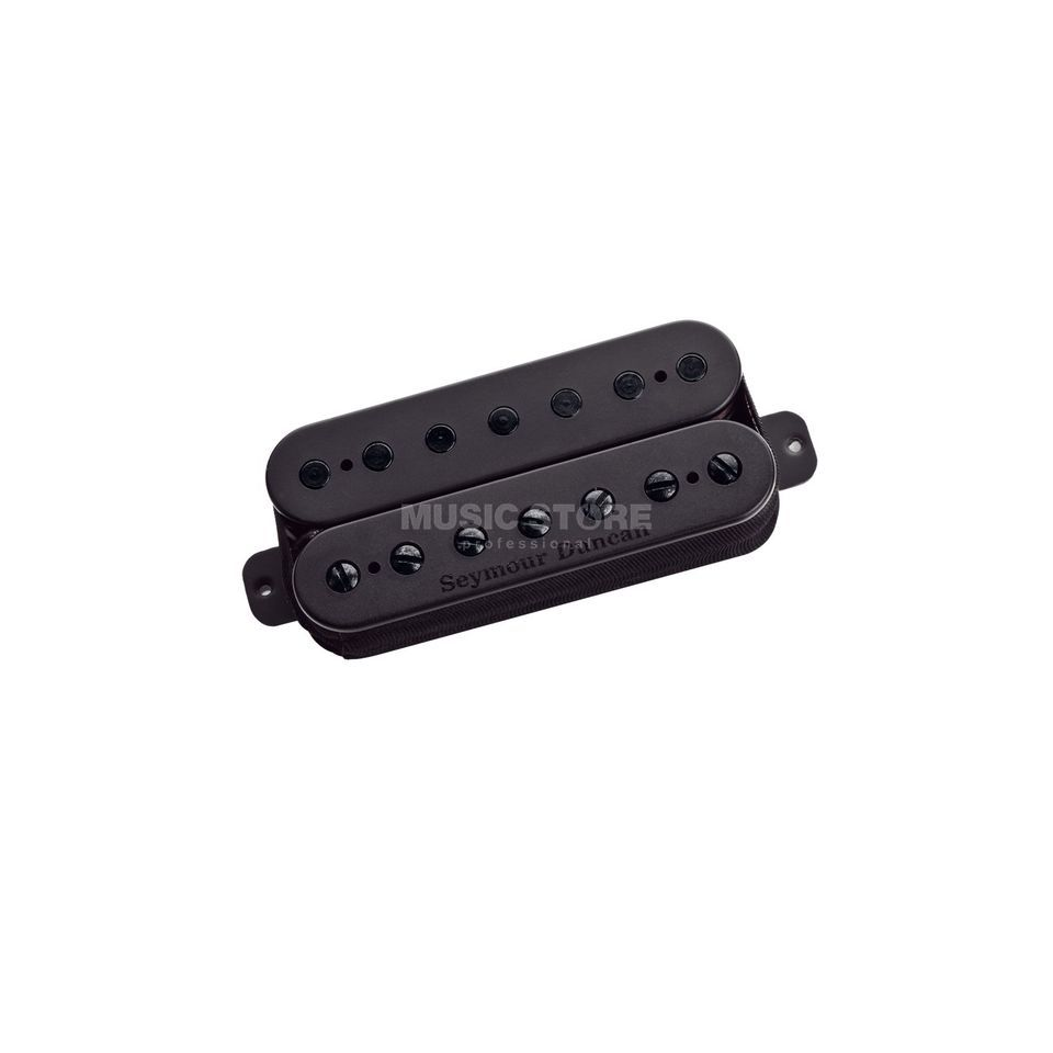 Seymour Duncan Distortion 7-String Bridge Passive Mount Black Coils Produktbild
