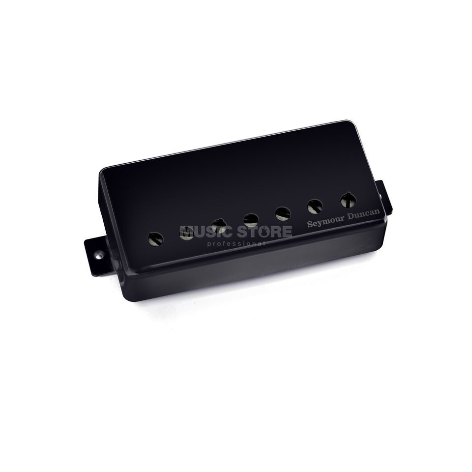 Seymour Duncan Distortion 7-String Bridge Passive Mount Black Cover Produktbillede