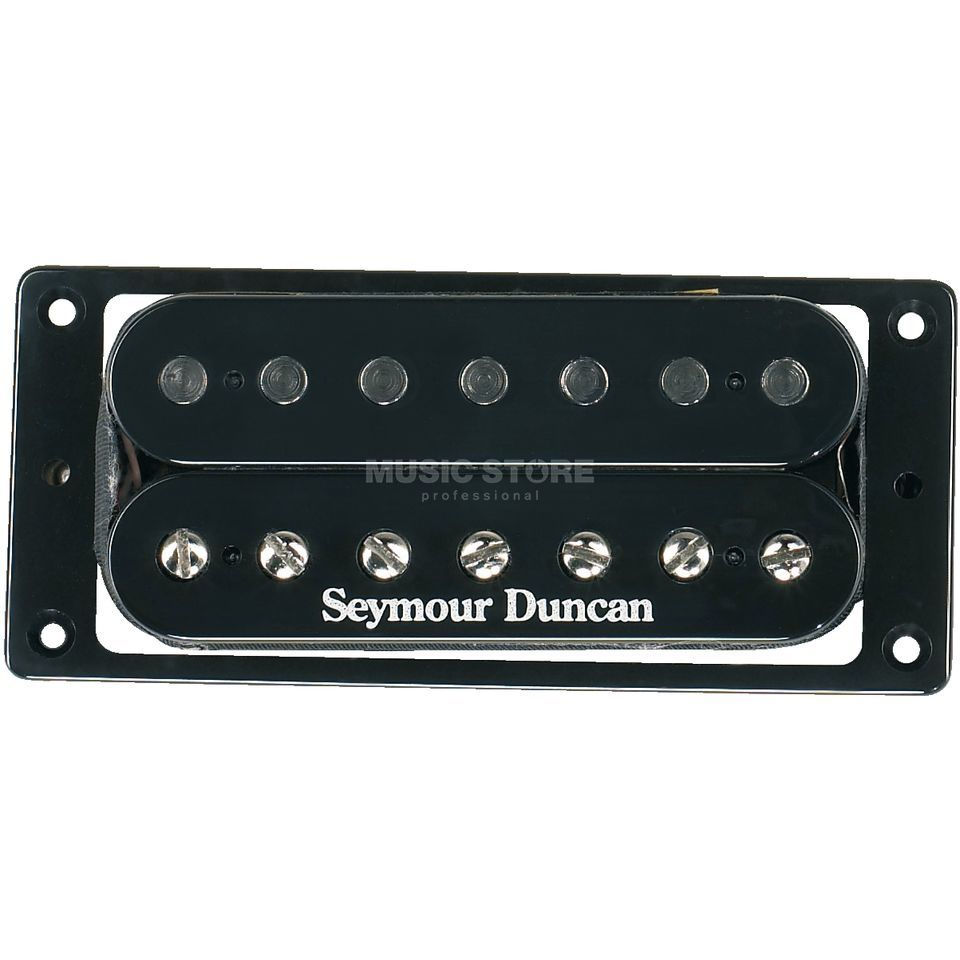 Seymour Duncan Duncan Custom 7 Bridge black 4-phase, 7-string Produktbillede