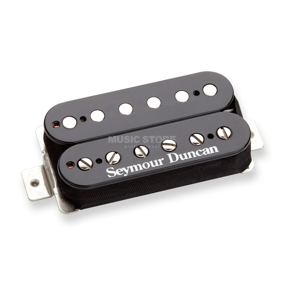 Seymour Duncan Duncan Distortion Bridge black 4-phase Produktbillede