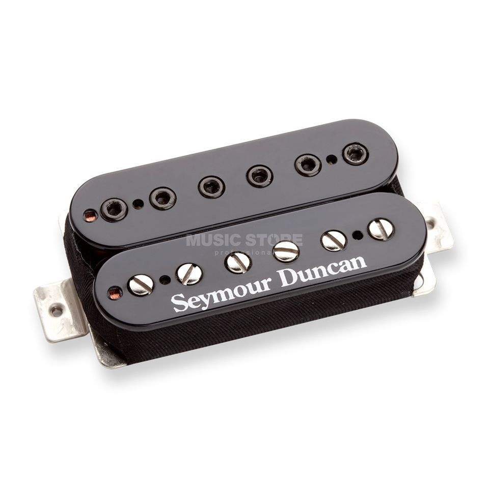 Seymour Duncan GL Screamin Demon Bridge black 4-phase Produktbillede
