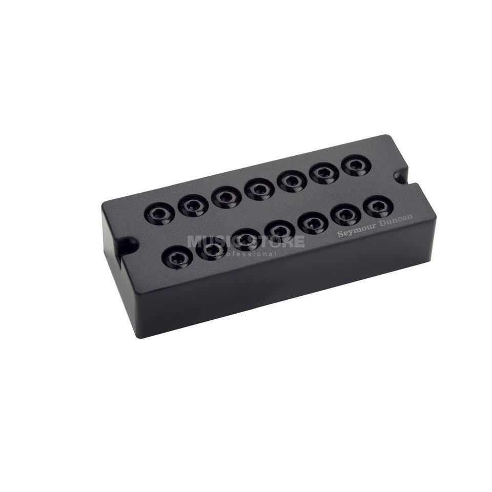 Seymour Duncan Invader 7-String Bridge Active Mount Soapbar Black Produktbillede