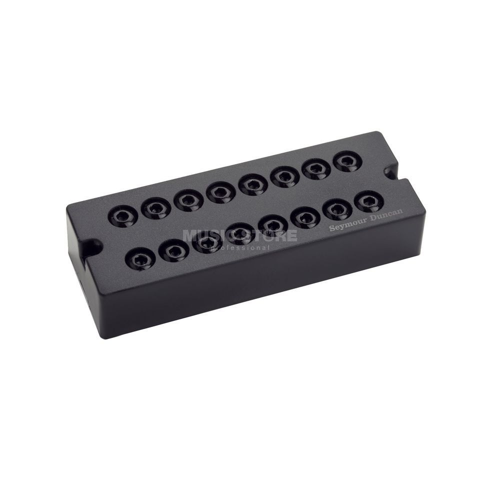 Seymour Duncan Invader 8-String Neck Active Mount Soapbar Black Produktbillede