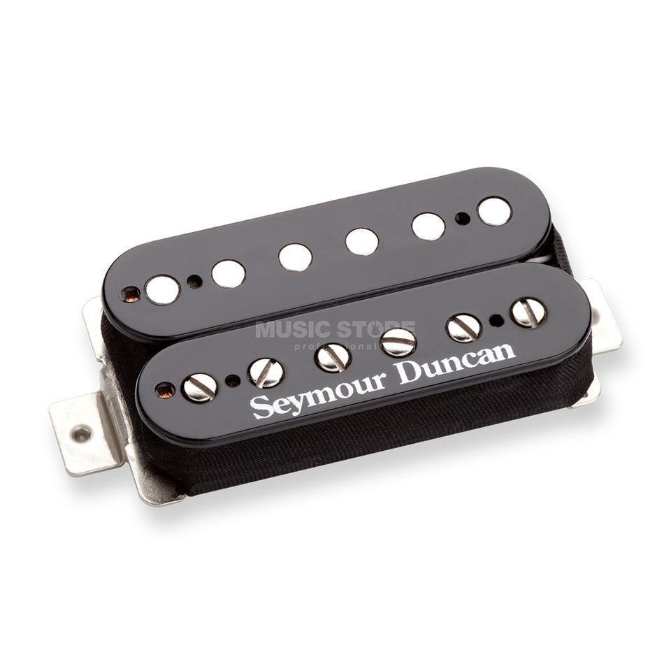 Seymour Duncan Jazz Modell Bridge black 4-phase Produktbillede