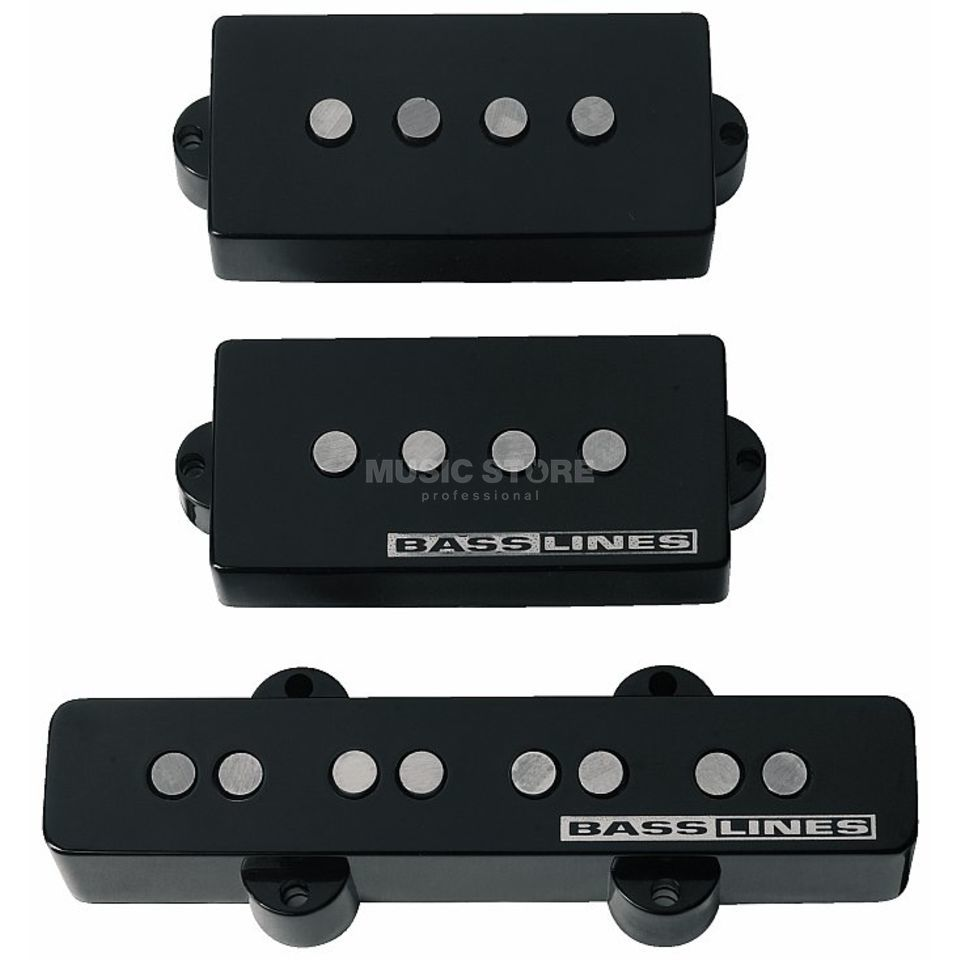 Seymour Duncan Lightnin' Rods P/J-Set APJ-2  Изображение товара