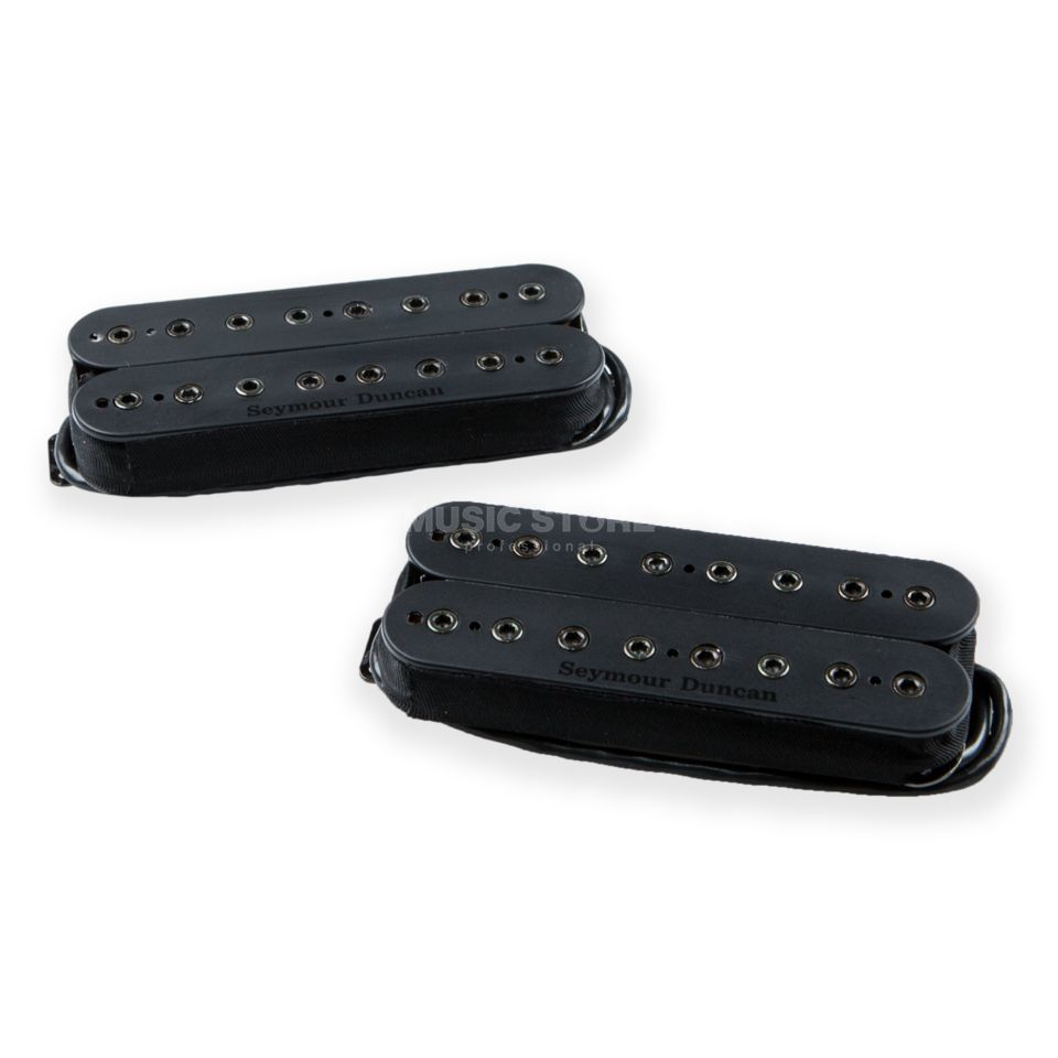 Seymour Duncan Mark Holcomb Alpha & Omega Set 8-String Black Immagine prodotto