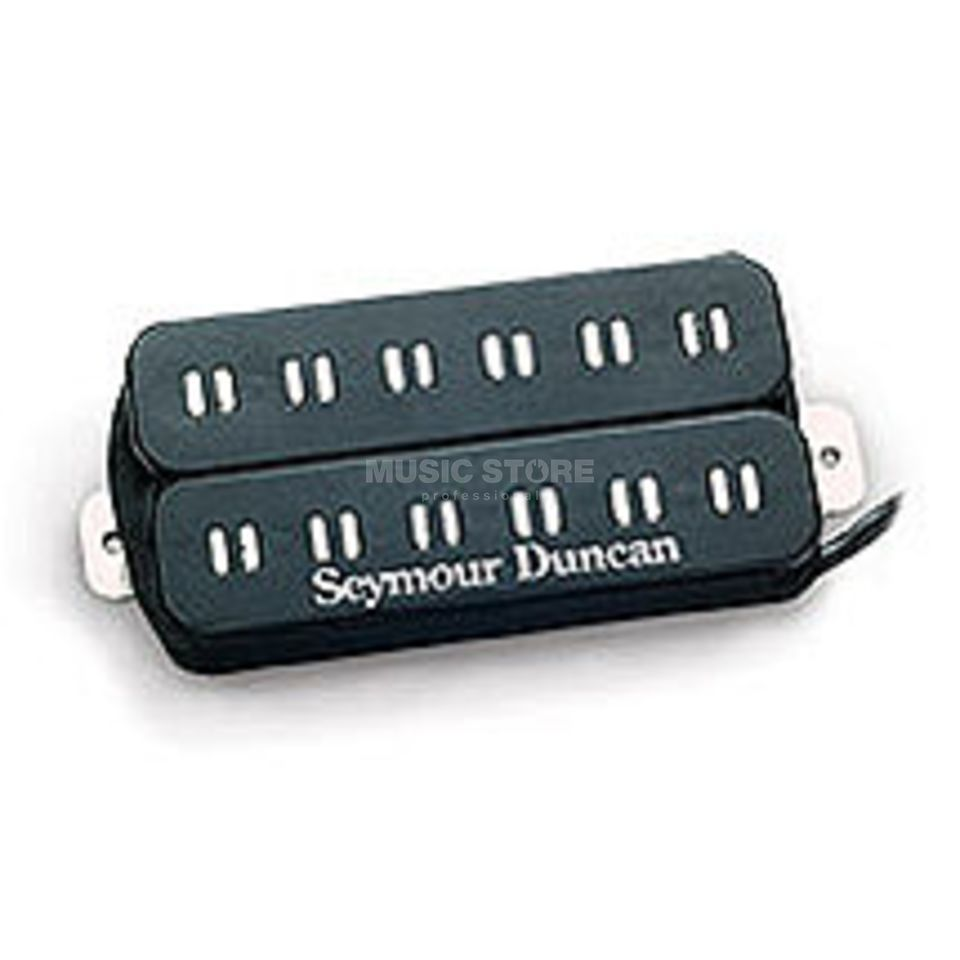 Seymour Duncan PA-TB1B BLK Parallel Axis Trembucker Black Bridge Produktbild