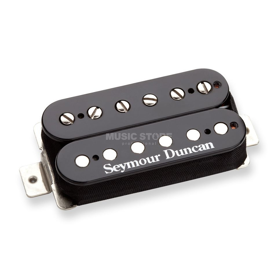 Seymour Duncan Pearly Gates Neck black 4-phase Immagine prodotto