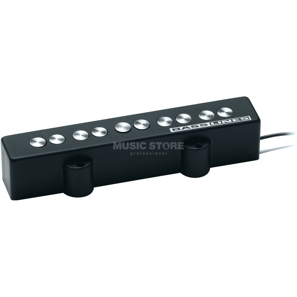 Seymour Duncan Quarter Pound Jazz Bass 5-String Bridge Produktbild