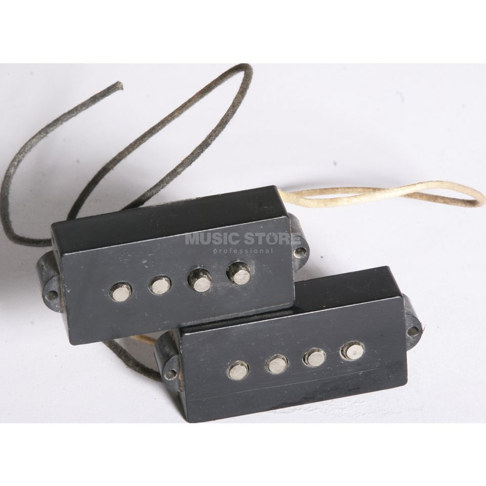 "Seymour Duncan SANT-PBH Antiquity I PreciBass ""Hi-A"" 2- phase Product Image"