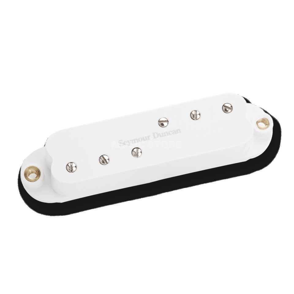Seymour Duncan SDBR-1N Duckbucker Strat Neck White Product Image