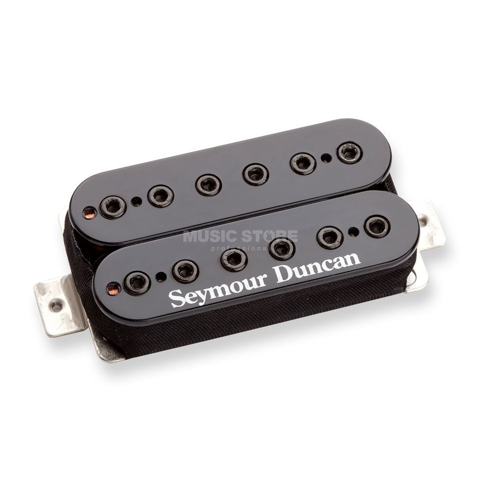 Seymour Duncan SH-10N BLK 4C Full Shred Black Neck Produktbild