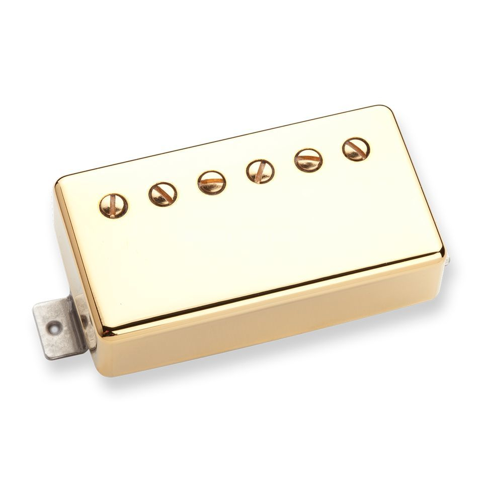Seymour Duncan SH-2N 4C GCOV Jazz Model Classic Gold Cover Neck Produktbild