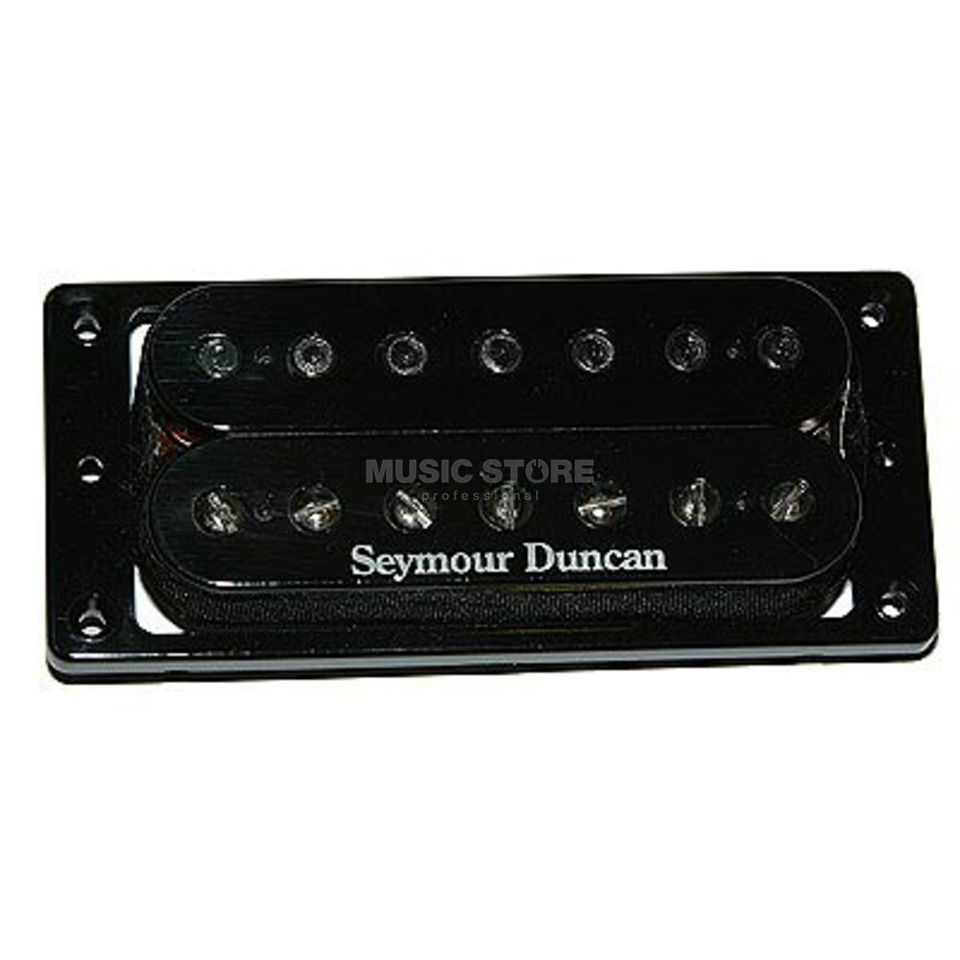 Seymour Duncan SH7-1B4C BLK '59 Model 7 7-String Black Bridge Produktbild