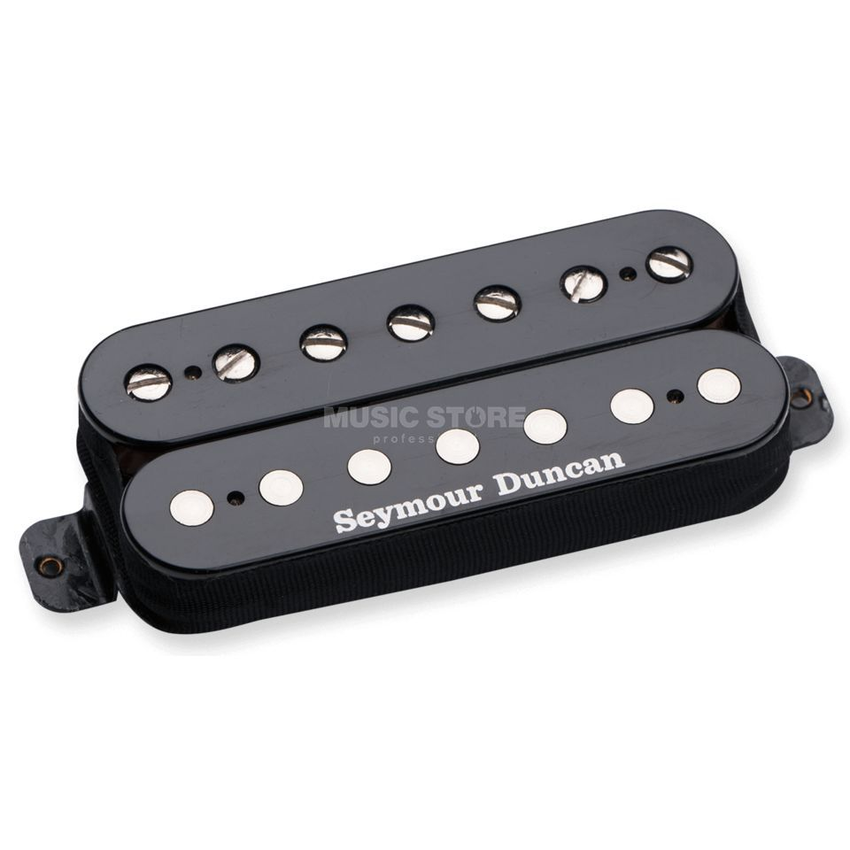 Seymour Duncan SH7-1N 4C BLK '59 Model 7 7-String Black Neck Produktbild