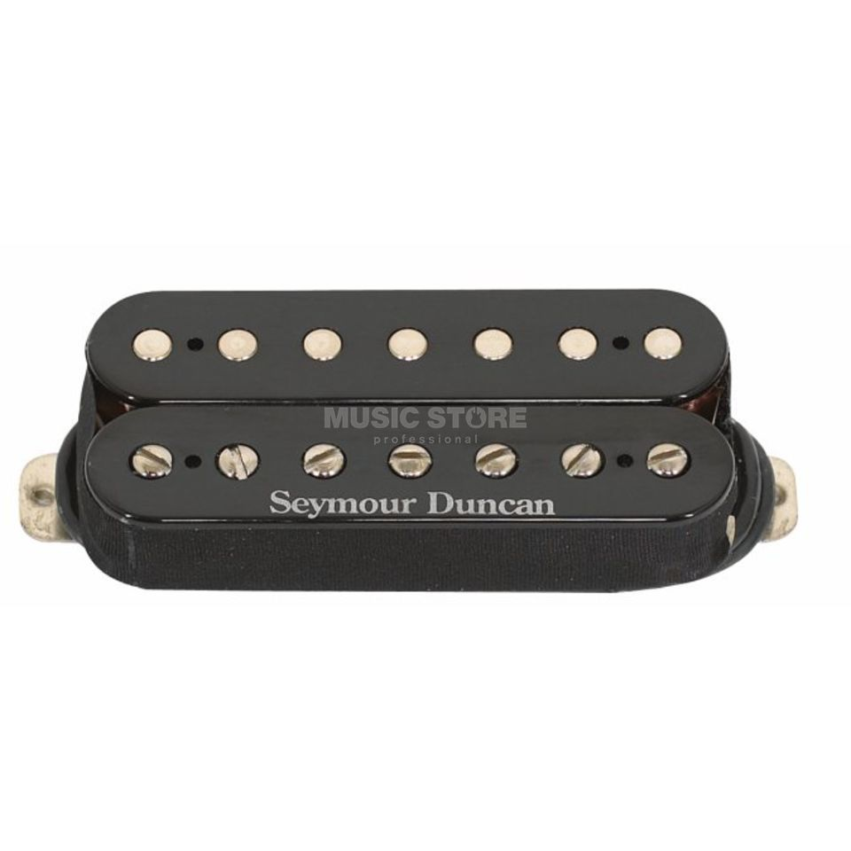 Seymour Duncan SH7-2 N BLK 4CD Jazz Model 7 7-String zwart Neck Productafbeelding